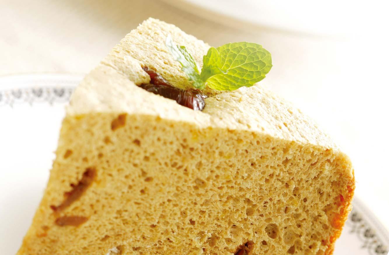黑糖桂圓蛋糕