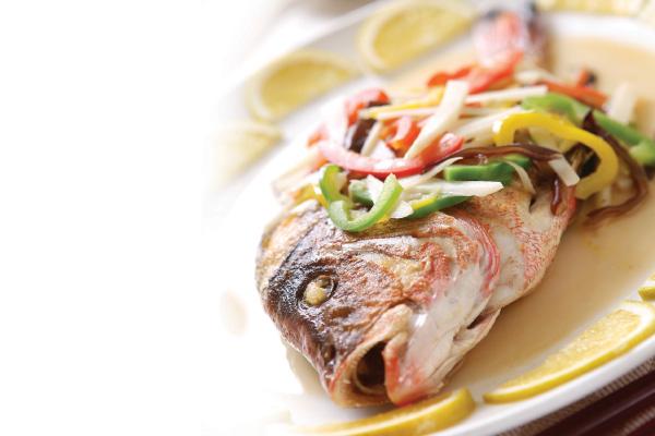 五彩繽紛魚